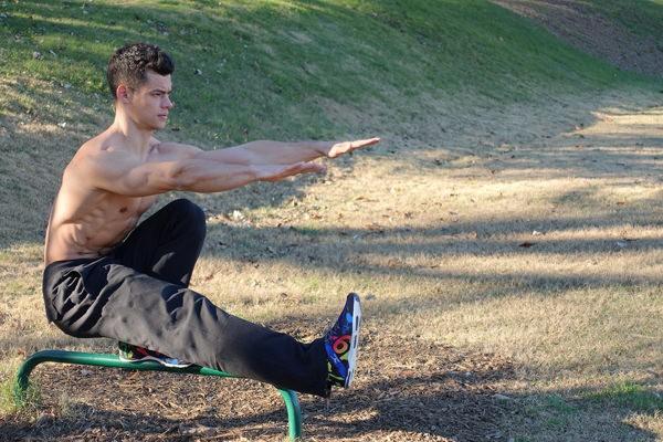 Training im Freien - vielseitig und gesund